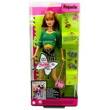 2005 Barbie Diaries Raquelle Doll
