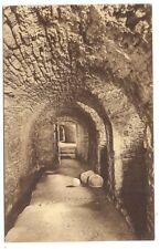 bouillon , deuxième pont-levis du château , plaque louis XIV