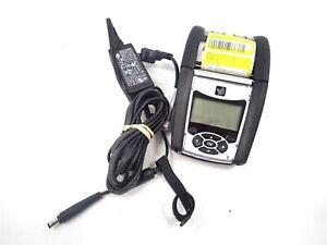 Zebra QLN220 Mobile Bluetooth WiFi Label Printer QN2-AUNA0M00-00 w/AC & Battery