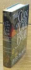Jean Auel.  THE CLAN OF THE CAVE BEAR.  Crown, 1980.  1st HC/DJ.  F/F.  Scarce!