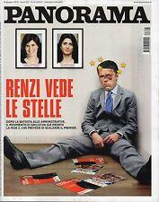 Panorama 2016 26#Matteo Renzi,Rebecca Miller,Niccolò Fabi,Salvatore Accardo,jjj