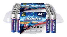ACDelco MAXIMUM Power Super Alkaline AA Batteries 48count 48 Count