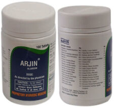 Alarsin Ayurveda Arjin 50/100 Herbal Tablets Ayurvedic Product