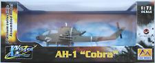 "Easy Model ah-1f ""Cobra"" Helicopter/Hélicoptère Based on German 1:72 Nouveau/Neuf dans sa boîte"