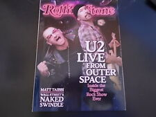 U2 - Rolling Stone Magazine 2009