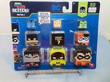 New DC Kawaii Cubes Nesters Series 1 Batman  Wonder Woman Mystery Character