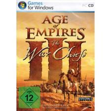 PC Game Spiel Windows Age Of Empires The War Chiefs 3