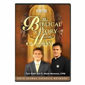 THE BIBLICAL STORY OF THE MASS * AN EWTN DVD