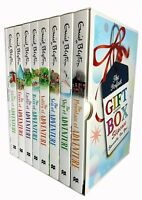 Enid blyton adventure series 8 books collection set Gift Wrapped Slipcase NEW