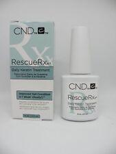 CND RescueRXx Intensive Daily Keratin Cuticle Treatment Oil - 15ml / 0.5oz