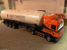 1/87 AWM Scania Jebezo Trannsport Hasselt Niederlande NL Tank-Sattelzug 73819