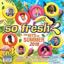 Various, So Fresh - Hits Of Summer 2018, CD