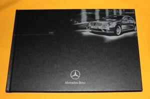 AMG Mercedes 2004 Prospekt Brochure Catalog Folder Prospetto CLK SLK C E S G 55