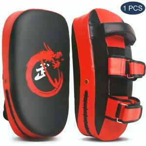 Schlagpolster Pratzen MMA Muay Thai Kick Boxen Pads 2er Kickboxing Schlagkissen