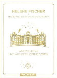 HELENE FISCHER - WEIHNACHTEN-LIVE AUS DER HOFBURG WIEN (BLU-RAY)  BLU-RAY NEW+