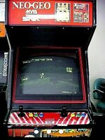 Neo Geo . Coin Operated Arcade Game.