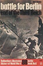 Battle for Berlin (Ballantine's) Soviet Attack on Berlin 1945, Eastern Front
