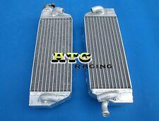 For KTM 125/200/250/300 SX/EXC/XC/MXC 1998-2007 Aluminum Radiator 99 00 01 02 03