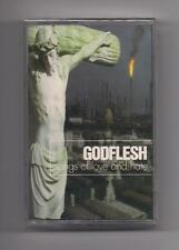 GODFLESH - Songs of love and hate SEALED Cassette Earache Napalm Death