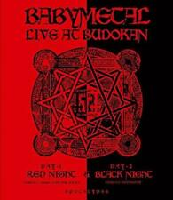 Babymetal - Live At Budokan: Red Night And Black Night Apocalypse (NEW BLU-RAY)
