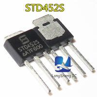 10pcs STD452S TO251 NEW