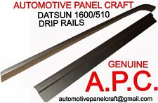 AUTOMOTIVE PANEL CRAFT Datsun 1600 drip rails , rain gutters right side