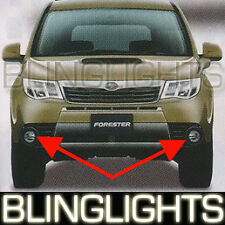 2009-2010 SUBARU FORESTER XENON FOG LAMPS driving lights foglamp kit 09 10