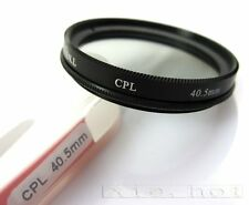 40.5mm CPL Circular Polarizer Filter Lens Protector FOR Nikon 1 10mm f/2.8