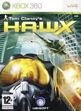 Tom Clancy's H.A.W.X. (Microsoft Xbox 360, 2009) Hawx PAL UK **FREE UK POSTAGE**
