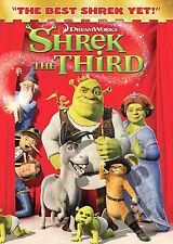 New listing Shrek the Third (Dvd, 2007, Widescreen Version - Checkpoint)