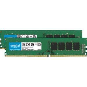 8GB Crucial K2 DDR4 2666MHz PC4-21300 CL19 1.2V Dual Memory Kit (2 x 4GB)