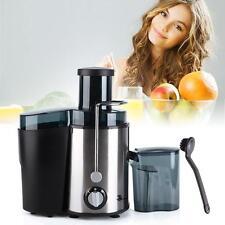 Stainless Electric Citrus Juicer Fruit Juice Press Squeezer Extractor Machine