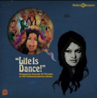 "Various Artists : Life Is Dance! VINYL 12"" Album (2011) ***NEW*** Amazing Value"