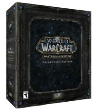 World of Warcraft Battle for Azeroth Collector's Edition Box Only Read All