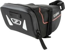 Zefal Z Light Pack M Fahrrad-Satteltasche Black 0.9 Litre Reflective Logo