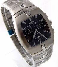 Roamer sc2124 caballeros reloj cronógrafo acero inoxidable swiss made PVP * 339,00 € > > nuevo