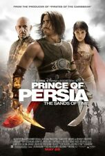 PRINCE OF PERSIA MOVIE POSTER 2 Sided ORIGINAL FINAL 27x40 JAKE GYLLENHAAL