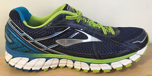 Brooks Adrenaline GTS Men's Running Shoes Trainers UK Size 10 EU 45