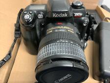 Kodak DCS Pro 14n 13.9MP Digital SLR Camera, charger,case, 2 lenses, accessories
