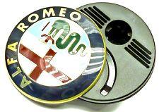 Alfa romeo 916 gtv & spider arrière coffre/trunk badge & housing 60578520 genuine