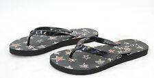 Coach Abbigail Womens Sz 7 Thong Stars Patter Waterproof Pool Flip Flop Sandals