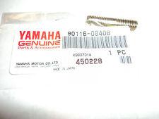 ESCAPE Tornillo Yamaha Dt 50 original NOS 90116-08408-00 BOLT, TACO