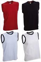 James&N. Sport HERREN T SHIRT Slim Fit NEU 3 Farben Rot Weiß Blau S M L XL XXL