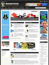 GOOGLE ADSENSE GUIDE WEBSITE BUSINESS FOR SALE - Free Installation Provided
