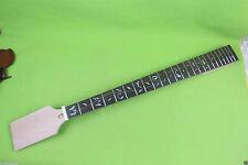 "1 pcs electric bass guitar neck unfinished inlay fretboard 43"" 22 fret redwood"