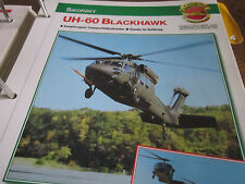 Faszination 3 91 Sikorsky UHG 60 Blackhawk Transporthubschrauber Golfkrieg USA