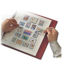 SAFE dual Vordruckblätter Israel m.Tabs 1986-2001