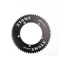 Fixed Gear BCD144 Track Bike Chainring 44T 45 46T 49T 51T 53T 56t Al7075 Made
