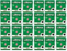 Cloetta Läkerol Originl Sugar Free Licorice Menthol Candy 25g * 24 pack 21oz