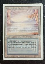 MTG Magic the Gathering Revised Edition Underground Sea Good Condition Played